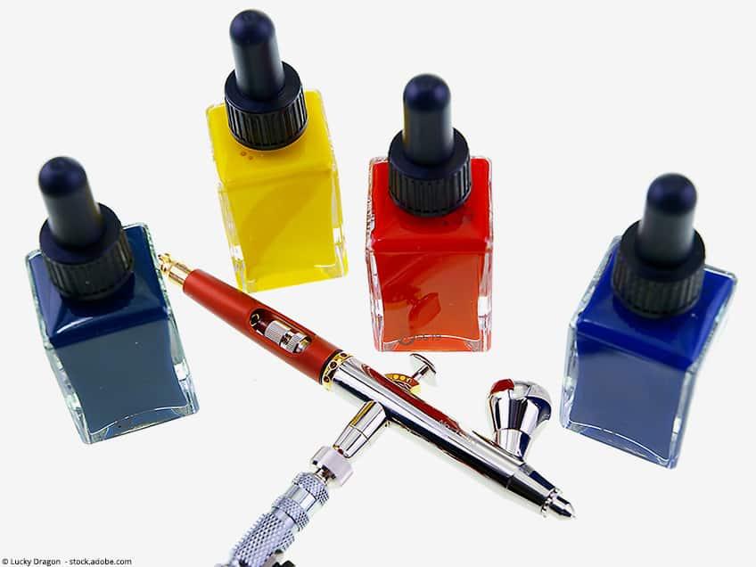 airbrush farbe