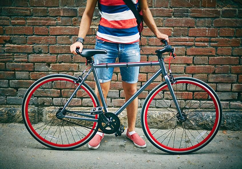 fahrrad lack