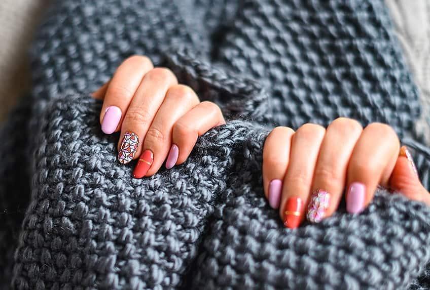 airbrush nagel