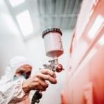 airbrush spuitcabine zelfbouw