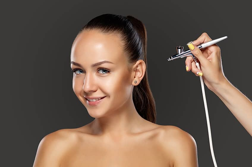Best Airbrush Makeup Guide To Your