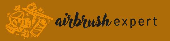 airbrush expert logo en