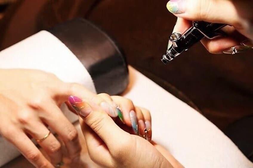 nail airbrush kit