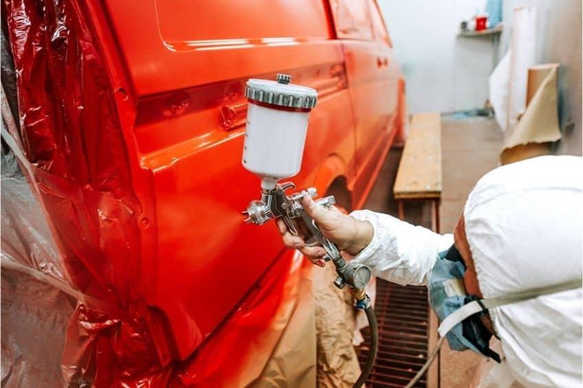 automotive paint sprayers