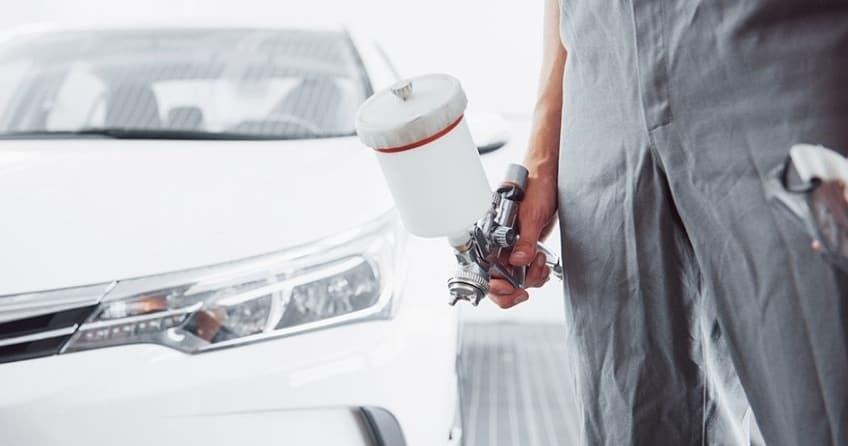best automotive paint gun
