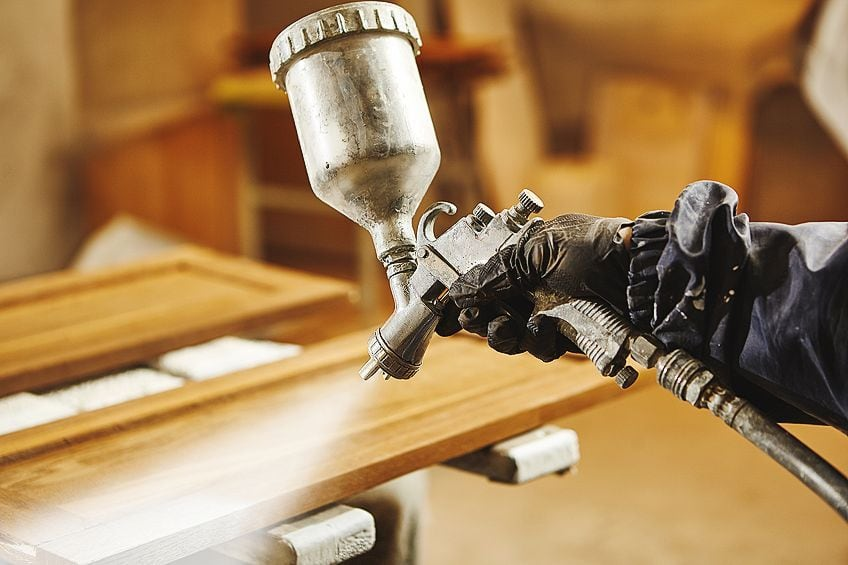 Airless Sprayer for Furniture