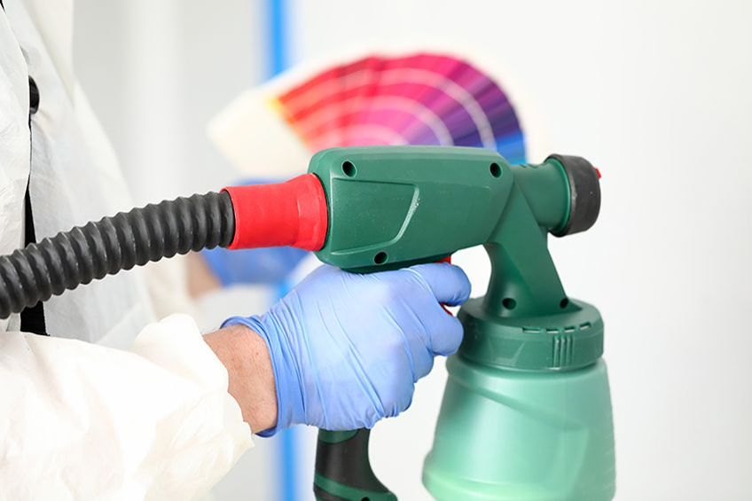Recommended Airless Sprayer