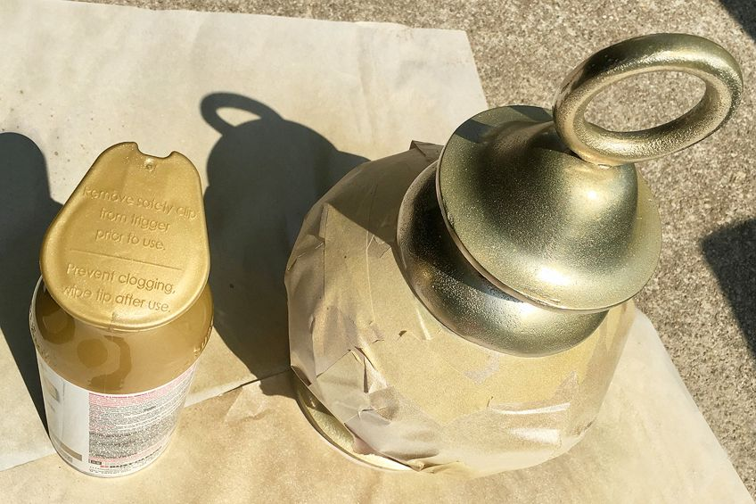 Best Gold Spray Paint for Metal