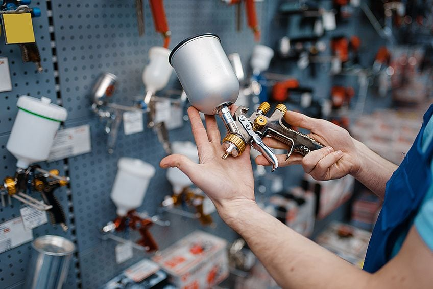 Finding the Best Spray Gun for Latex Paint