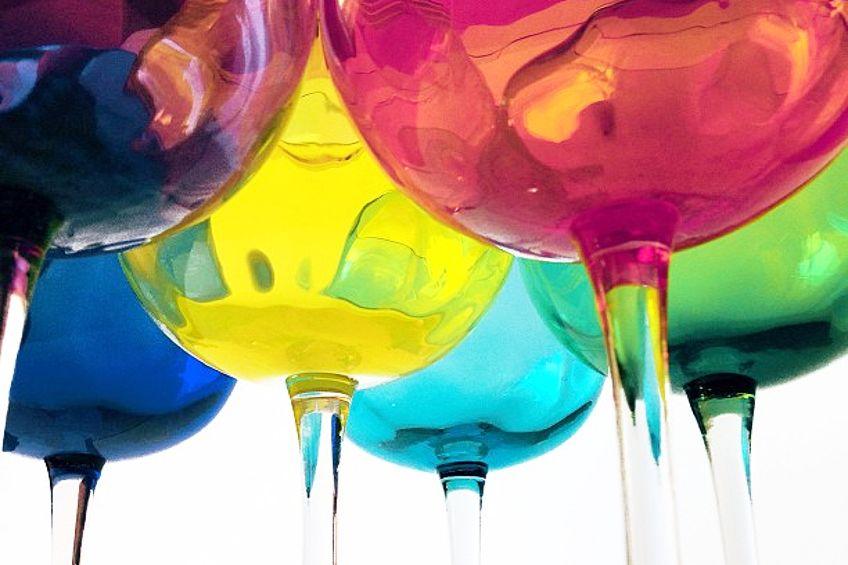 Paint Glass